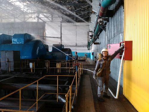 Вгосударстве Украина запустили две станции повыробатыванию электричества