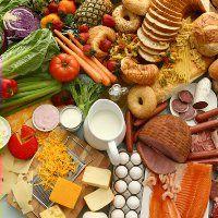 В магазинах Луганска наблюдается дефицит продуктов