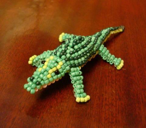 плетение из бисера животных схемы для начинающих.