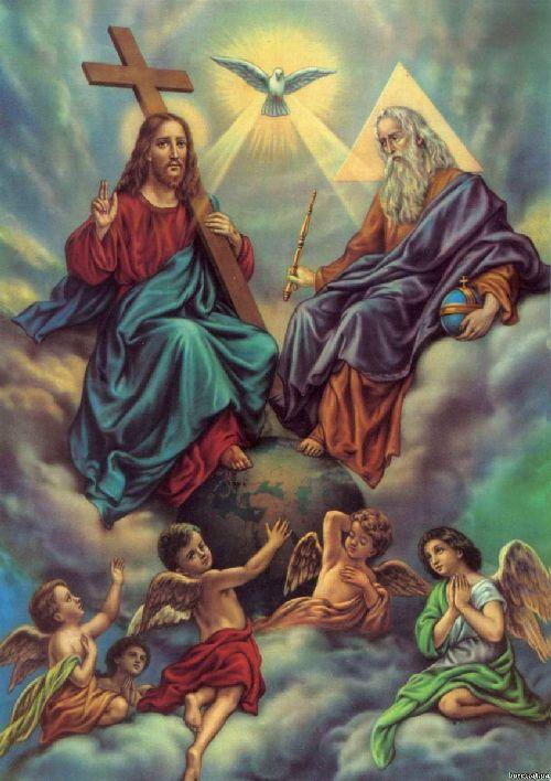 31 мая - День святой Троицы
