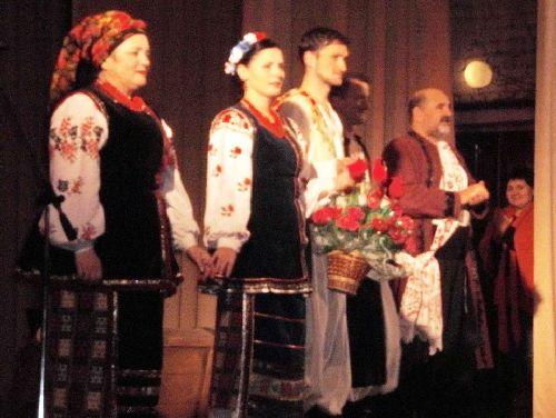Львівський театр завітав до Сватівщини