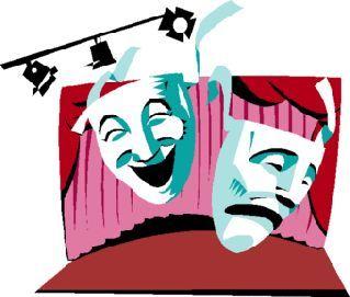 Луганский академический русский драмтеатр имени П. Луспекаева приглашает на спектакли