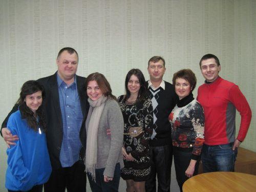 Волонтери «Майбутнє Луганщини» починають співпрацю з ООН
