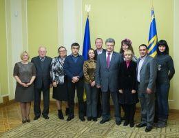 Порошенко подписал закон о статусе переселенцев