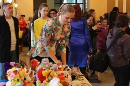 У Сєвєродонецьку відзначили День працівників культури та майстрів народного мистецтва