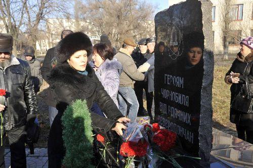 У Сєвєродонецьку відзначили річницю ліквідації аварії на ЧАЕС