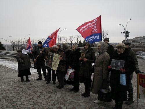 В Луганске «витренковцы» и монархисты протестовали против Ангела-Хранителя (ФОТО), фото-2