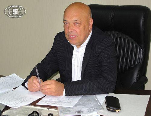 Москаль рассказал журналистам о «хунте», «карателях» и «бандеровцах»