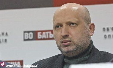 Турчинов требует уволить руководителей Донецкой и Луганской милиции
