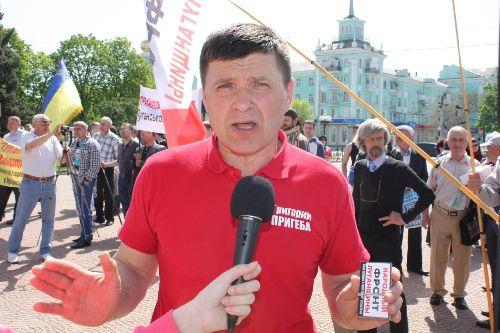 Григорий Пригеба стал секретарем Северодонецкого городского совета