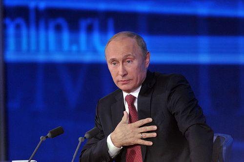 Путин высказался о Донбассе