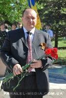 Владимир Стук поздравил ветеранов с Днем Победы