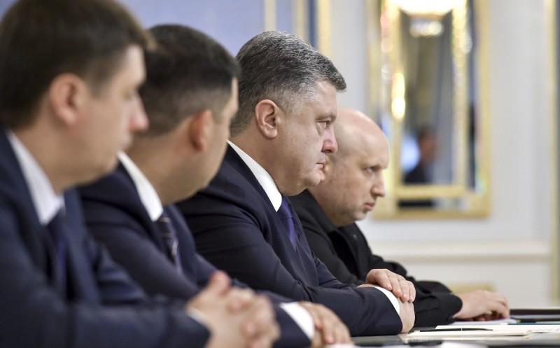 Президент высказался о событиях в Мукачево