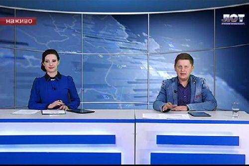 У Сєвєродонецьку Луганська філія НТКУ запустила прямоефірний телемарафон «ЛОТ Наживо»