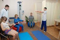 Вместо физкультуры более 350 луганских студентов прошли реабилитаци