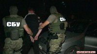 Силовики обезвредили взрывное устройство и задержали житомирских диверсантов